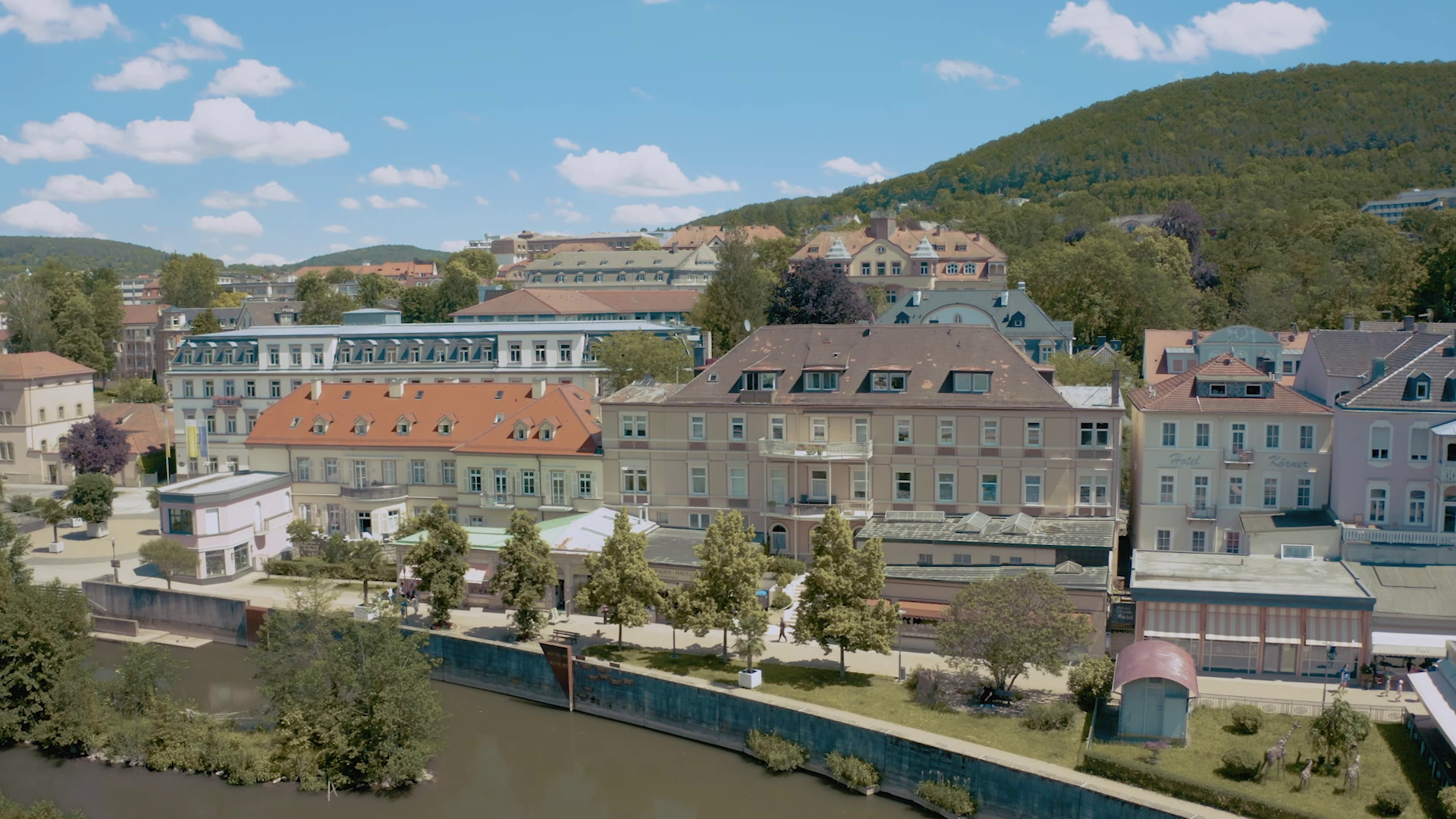 Bildmotiv Stadt Bad Kissingen