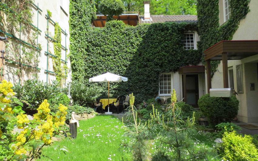 Ferienwohnungen-Bamberg-Garten