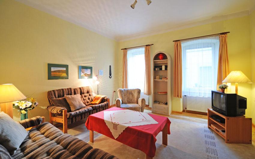 Ferienwohnung1-Bamberg-Wohnzimmer