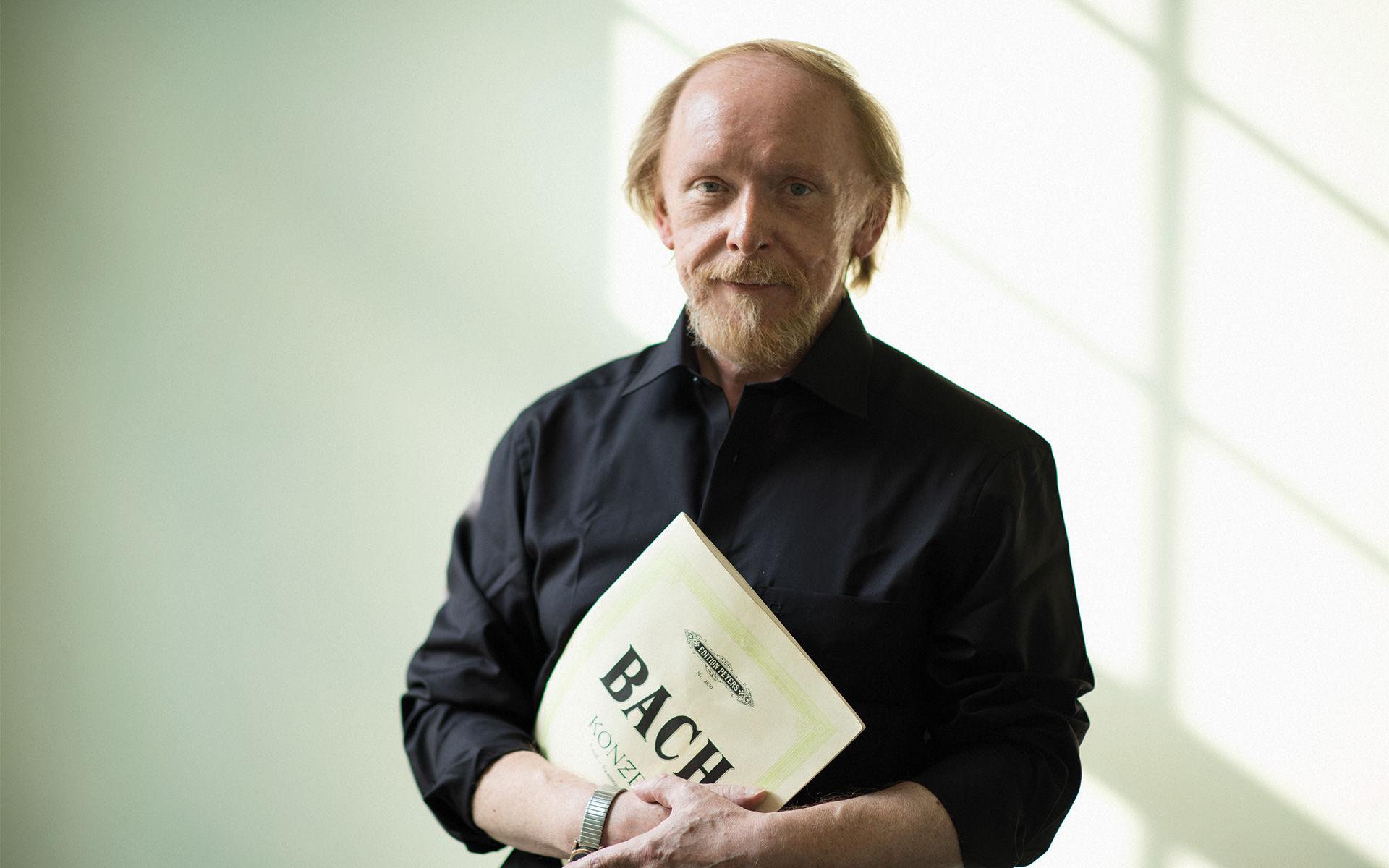 Mitglied der Staatsbad Philharmonie Kissingen, Christoph Staschowsky
