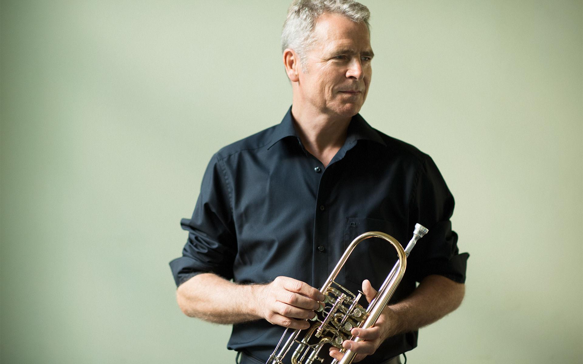 Mitglied der Staatsbad Philharmonie Kissingen, Reinhold Roth