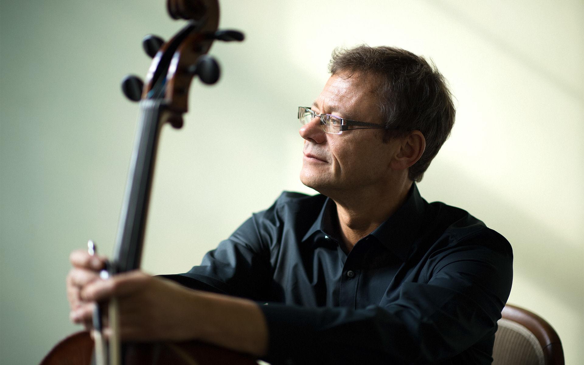 Mitglied der Staatsbad Philharmonie Kissingen, Ilia Zhukovski