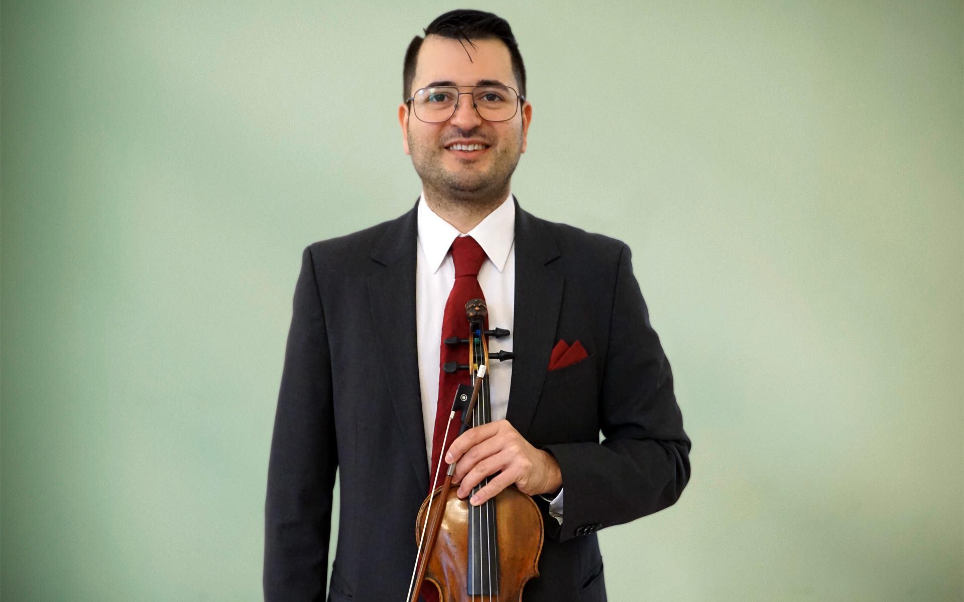 Leiter der Staatsbad Philharmonie Kissingen, Burkhard Toelke