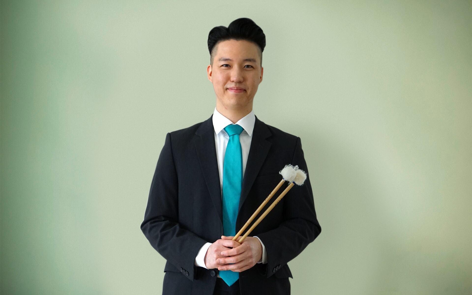 Chan Park, Mitglied der Staatsbad Philharmonie Kissingen