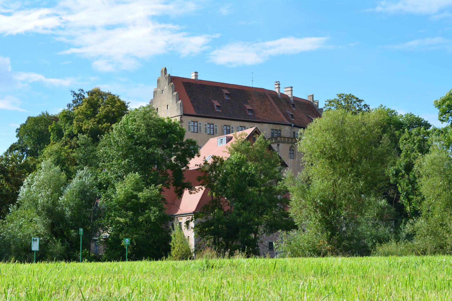 Foto der Museen Schloss Aschach bei Bad Kissingen