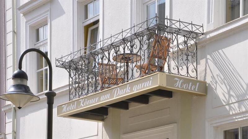 Hotel Krone am Pak
