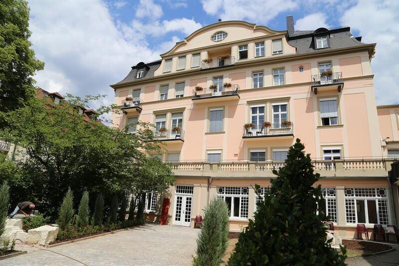Villa Thea außen