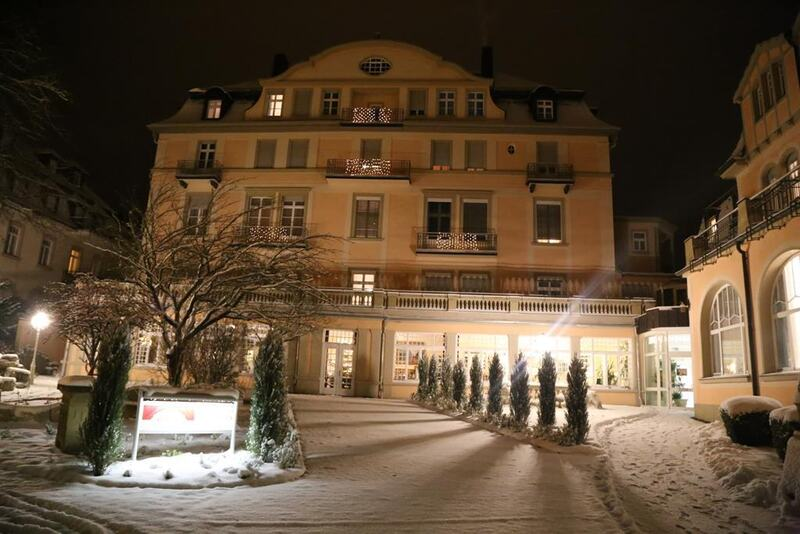 Villa Thea im Winter