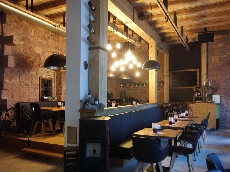 Restaurant und Vinorat Rosaliss