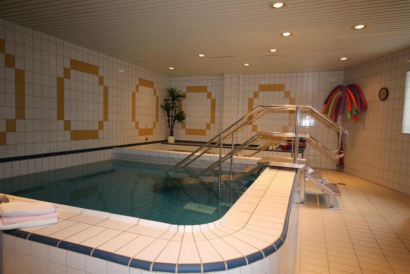 Becken für Wassergymnastik
