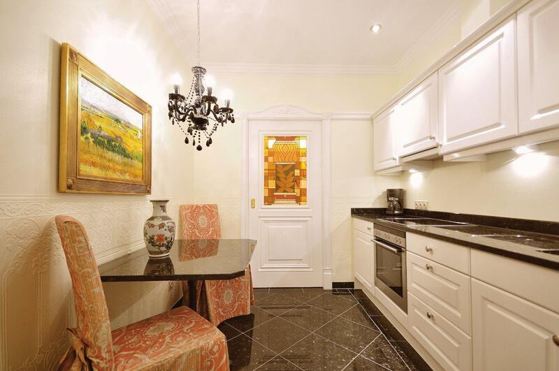 Küche-Suite