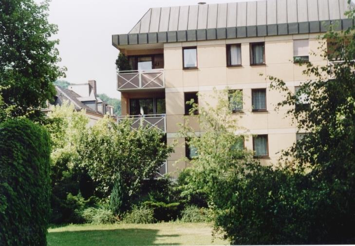2. Etage, von links Wz, Kü, 2xSchlz.
