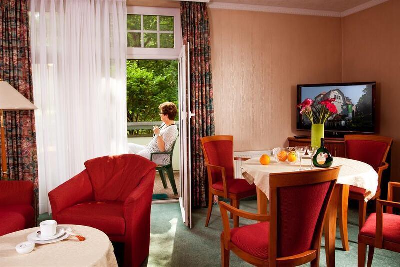 2-Raum-Appartement mit Balkon