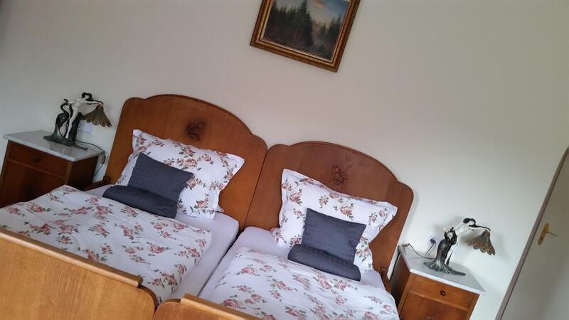 Suite mit Doppelbett