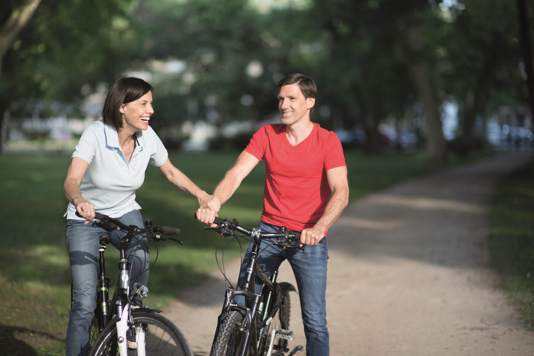 Sommerurlaub 2020 Bad Kissingen - Fahrradtour