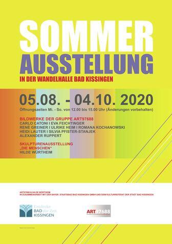Sommerausstellung 2020